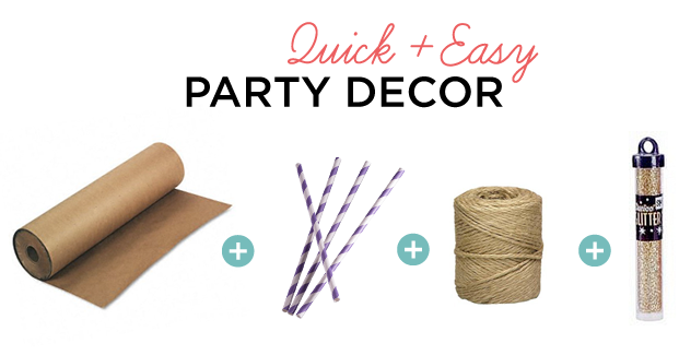 Easy Party Decor Ideas Easy Party Decor Ideas Willfilled